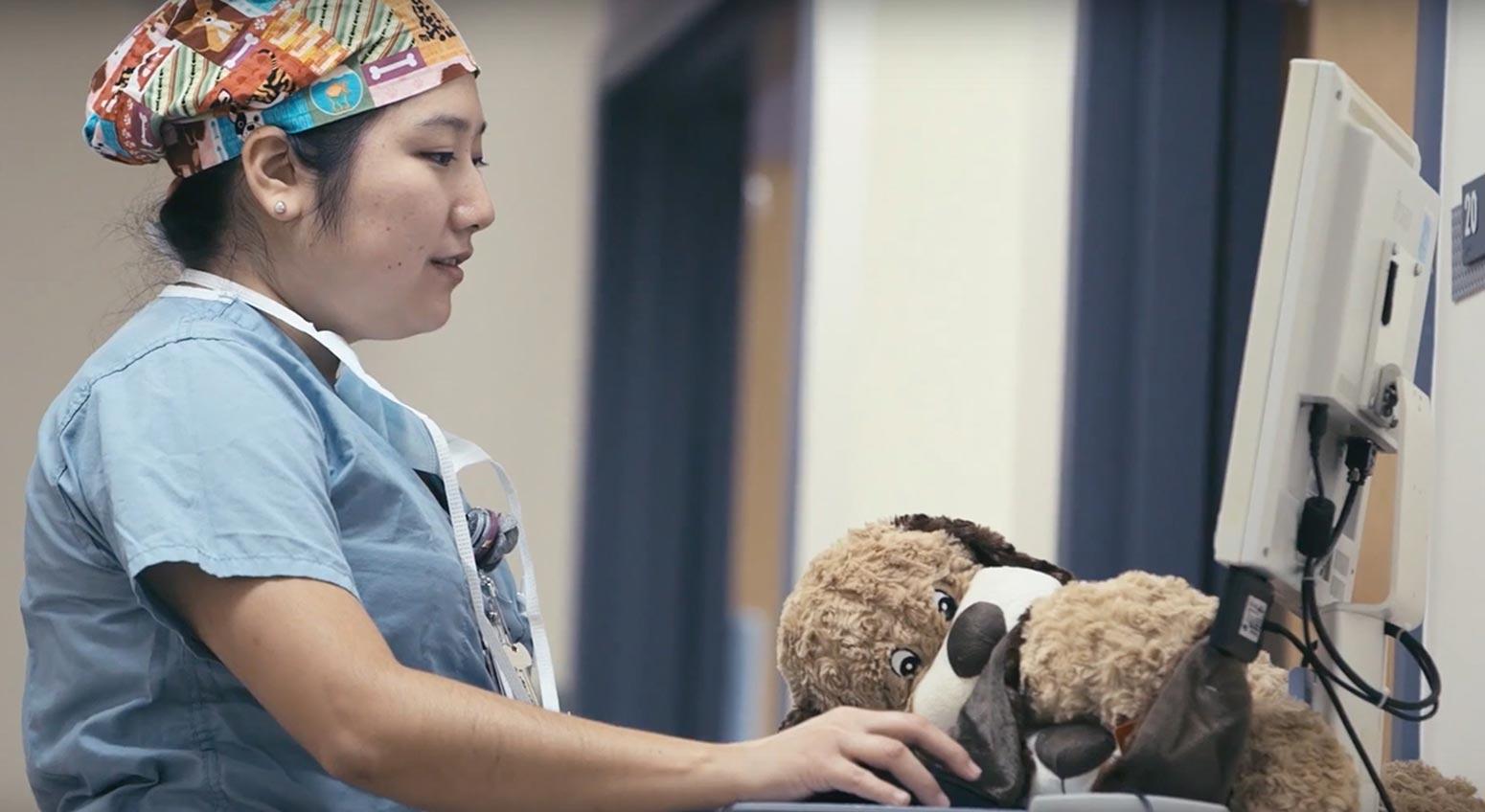 Dell Children's Hospital - Innovation Challenge // Verb.net