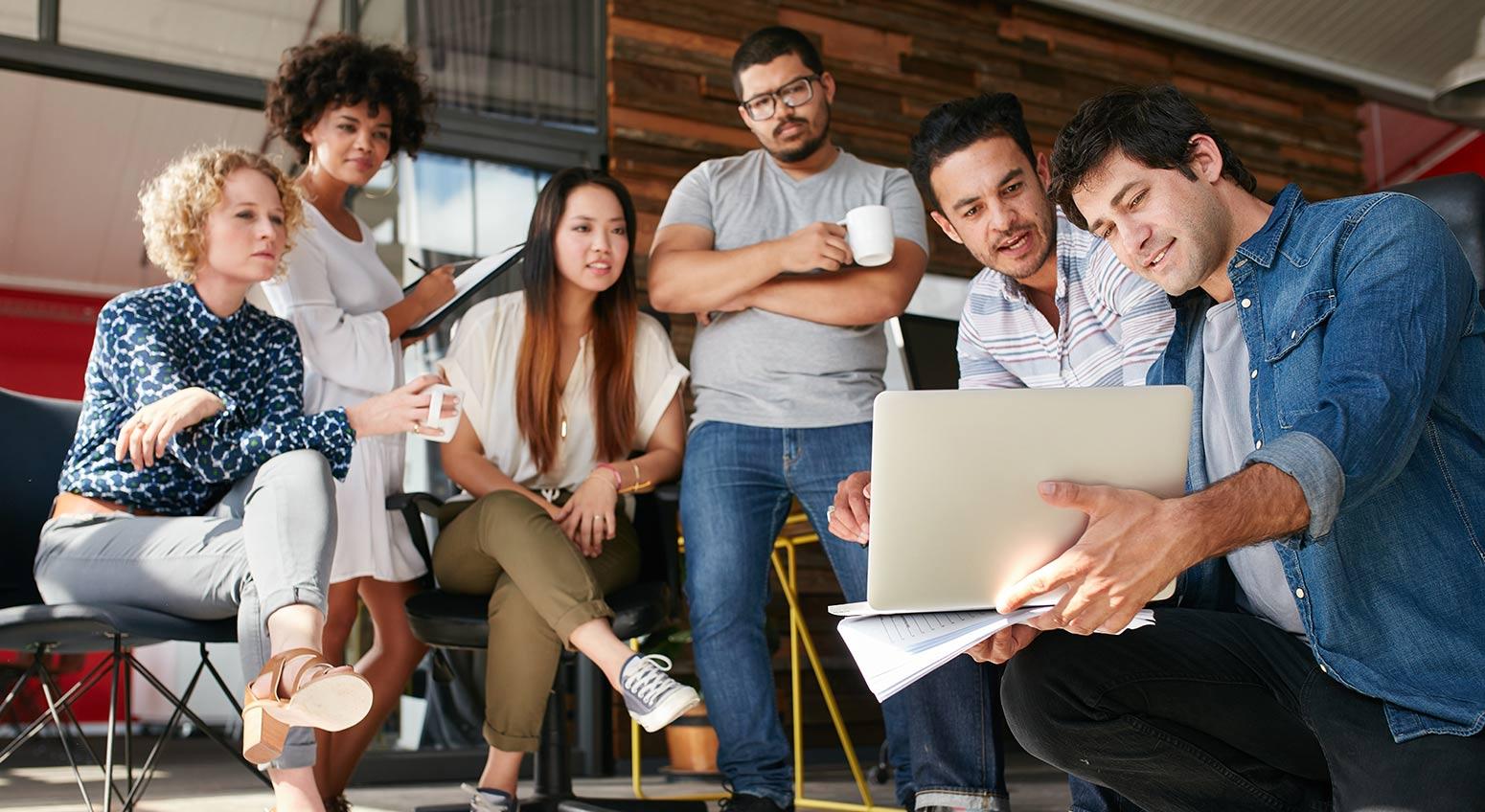 Retain Millennial Talent // Verb.net